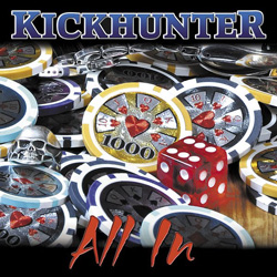 "Kickhunter - ""All In"" CD cover image - Click to read review"