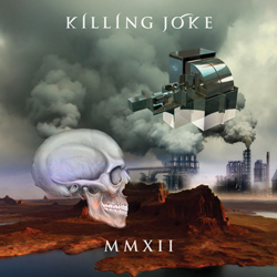 "Killing Joke - ""MMXII"" CD cover image"