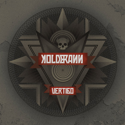 "Koldbrann - ""Vertigo"" CD cover image - Click to read review"