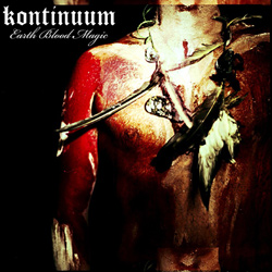 "Kontinuum - ""Earth Blood Magic"" CD cover image - Click to read review"