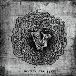 "Kozeljnik - ""Deeper the Fall"" CD cover image - Click to read review"