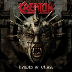 "Kreator - ""Hordes Of Chaos"" CD cover image"