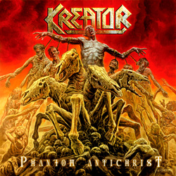 "Kreator - ""Phantom Antichrist"" CD cover image"