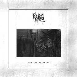 "Krieg - ""The Isolationist"" CD cover image"
