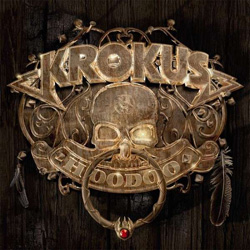 "Krokus - ""Hoodoo"" CD cover image - Click to read review"