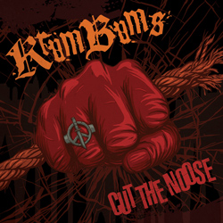 "Krum Bums - ""Cut The Noose"" CD cover image - Click to read review"