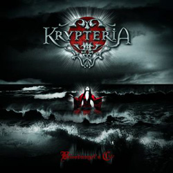 "Krypteria - ""Bloodangel's Cry"" CD cover image - Click to read review"