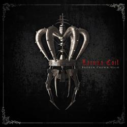 "Lacuna Coil - ""Broken Crown Halo"" CD cover image"