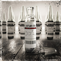 "Lacuna Coil - ""Dark Adrenaline"" CD cover image"