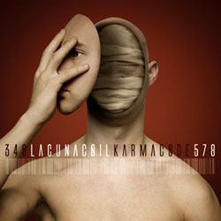 "Lacuna Coil - ""Karmacode"" CD cover image - Click to read review"