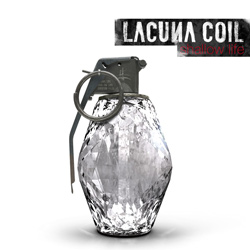 "Lacuna Coil - ""Shallow Life"" CD cover image - Click to read review"