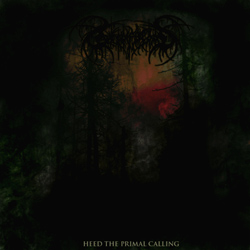 "Lake Of Blood - ""Heed The Primal Calling"" CD/EP cover image"