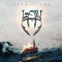 "Lalu - ""Atomic Ark"" CD cover image"