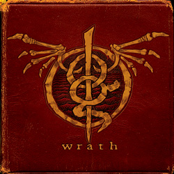 "Lamb of God - ""Wrath"" CD cover image - Click to read review"