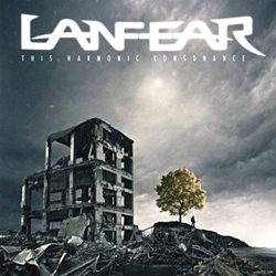 "Lanfear - ""This Harmonic Consonance"" CD cover image - Click to read review"