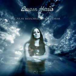 "Lauren Harris - ""Calm Before The Storm"" CD cover image - Click to read review"