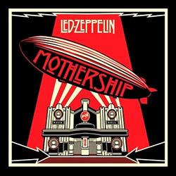 "Led Zeppelin - ""Mothership"" 2-CD Set cover image - Click to read review"