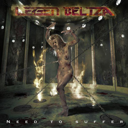 "Legen Beltza - ""Need To Suffer"" CD cover image"