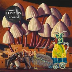"Leprous - ""Bilateral"" CD cover image"