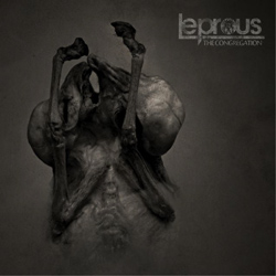 "Leprous - ""The Congregation"" CD cover image"