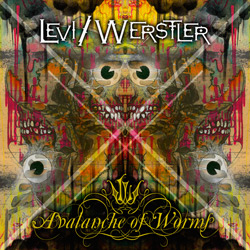 "Levi / Werstler - ""Avalanche of Worms"" CD cover image"