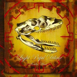 "Light Pupil Dilate - ""Snake Wine"" CD cover image - Click to read review"