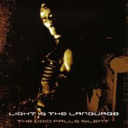 "Light is the Language - ""The Void Falls Silent"" CD cover image"