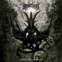 "Lightning Swords of Death - ""Baphometic Chaosium"" CD cover image"