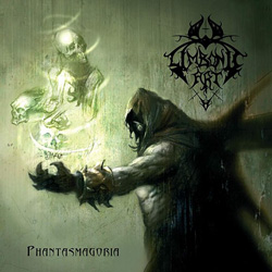 "Limbonic Art - ""Phantasmagoria"" CD cover image - Click to read review"