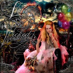 "Lita Ford - ""Wicked Wonderland"" CD cover image"
