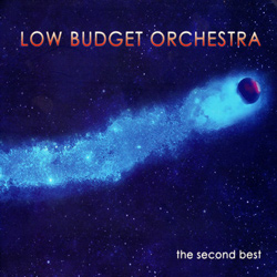 "Low Budget Orchestra - ""The Second Best"" CD cover image - Click to read review"