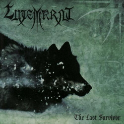 "Lutemkrat - ""The Last Survivor"" CD cover image"