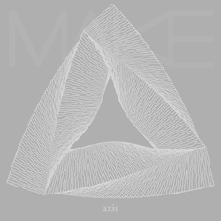 "MAKE - ""Axis"" CD/EP cover image - Click to read review"