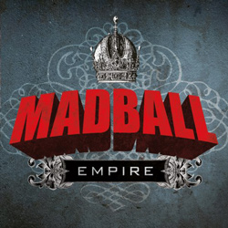 "Madball - ""Empire"" CD cover image - Click to read review"