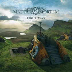 "Madder Mortem - ""Eight Ways"" CD cover image"