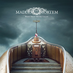 "Madder Mortem - ""Where Dream And Day Collide"" CD/EP cover image"