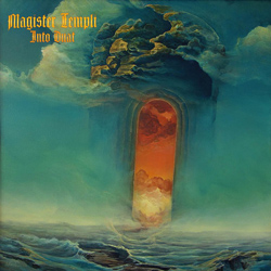 "Magister Templi - ""Into Duat"" CD cover image - Click to read review"