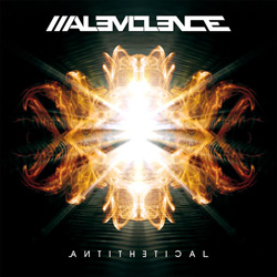 "Malevolence - ""Antithetical"" CD cover image - Click to read review"