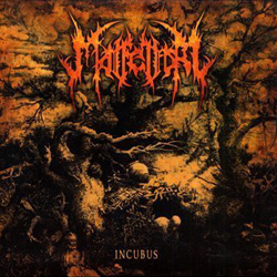 "Malfeitor - ""Incubus"" CD cover image - Click to read review"