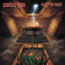 "Manilla Road - ""Out Of The Abyss (Reissue)"" CD cover image - Click to read review"