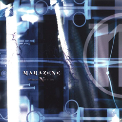 "Marazene - ""MachiNation"" CD cover image - Click to read review"