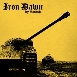 "Marduk - ""Iron Dawn"" CD/EP cover image - Click to read review"