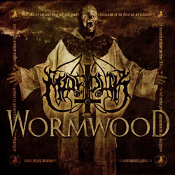 "Marduk - ""Wormwood"" CD cover image - Click to read review"