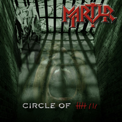 "Martyr - ""Circle of 8"" CD cover image"