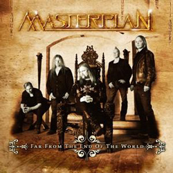 "Masterplan - ""Far From The End Of The World"" CD/EP cover image - Click to read review"