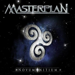 "Masterplan - ""Novum Initium"" CD cover image - Click to read review"