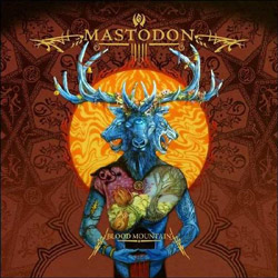 "Mastodon - ""Blood Mountain"" CD cover image - Click to read review"