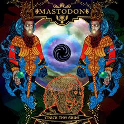"Mastodon - ""Crack the Skye"" CD cover image"