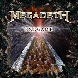 "Megadeth - ""Endgame"" CD cover image"