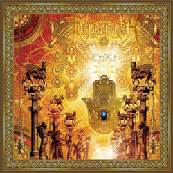 "Melechesh - ""Enki"" CD cover image"